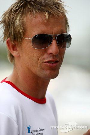 Jim Beam Racing endurancecoureur Warren Juff