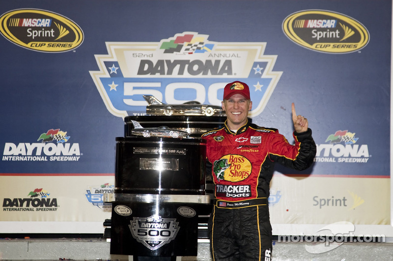 Sieg beim Daytona 500