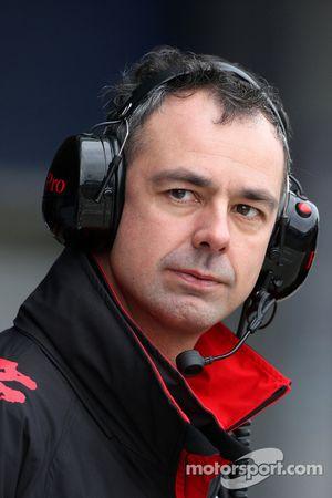 Nick Wirth, director técnico de Virgin Racing