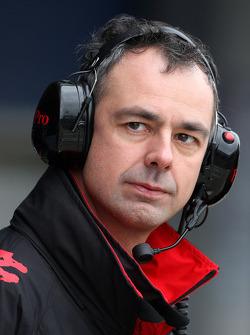 Nick Wirth, Teknik Direktörü, Virgin Racing
