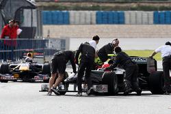 Sebastian Vettel, Red Bull Racing, Michael Schumacher, Mercedes GP Petronas