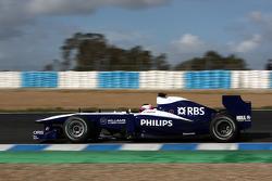 Rubens Barrichello, Williams F1 Team, FW32