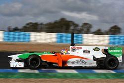 Paul di Resta, piloto de pruebas, Force India F1, VJM03