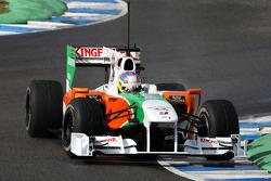 Paul di Resta, Test Pilotu, Force India F1 Team, VJM03