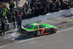 Pit stop for Danica Patrick