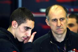 Sebastien Buemi, Scuderia Toro Rosso, Franz Tost, Scuderia Toro Rosso, Takım Patronu