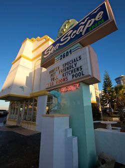 Daytona Beach ambiance