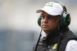 Tony Fernandes, Lotus F1 Team, teambaas
