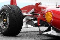 Scuderia Ferrari, F10, detay