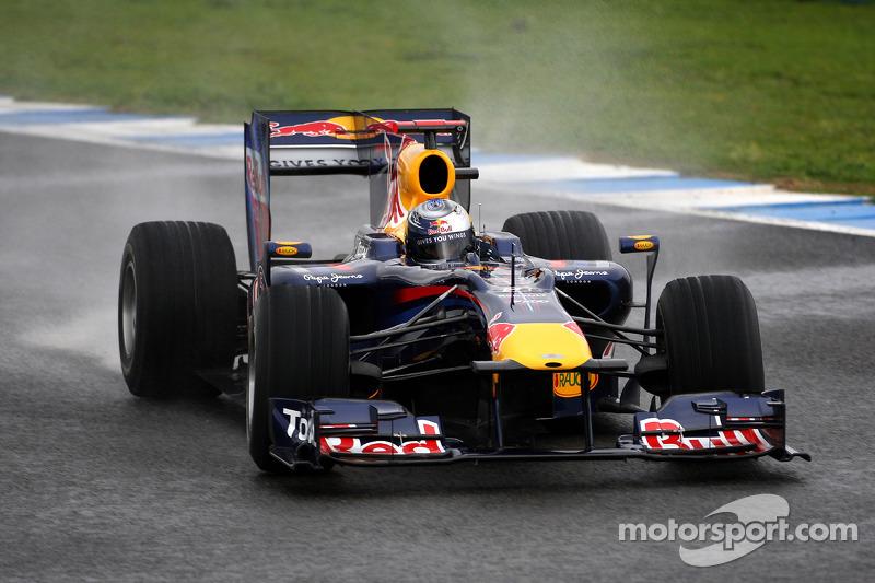2010: Сочная Лиз, Red Bull RB6