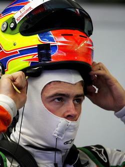 Paul di Resta, Test Pilotu, Force India F1 Team