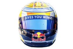 Sebastien Buemi, Scuderia Toro Rosso, kask