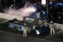 Rick Crawford in de pits