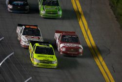 Matt Crafton, Donnie Neuenberger et Stacy Compton