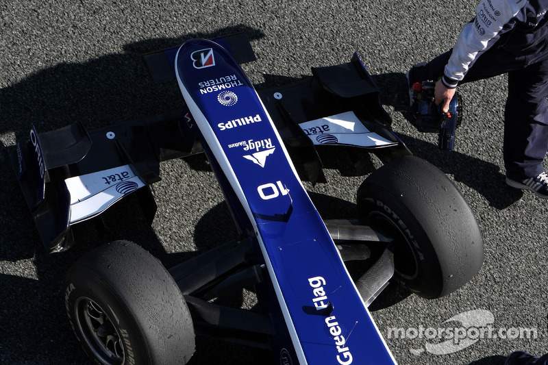 Williams F1 Team, detay
