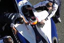 Nico Hulkenberg, Williams F1 Team, detay