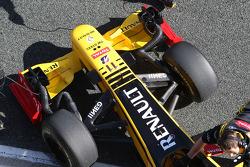 Renault F1 Team, detay