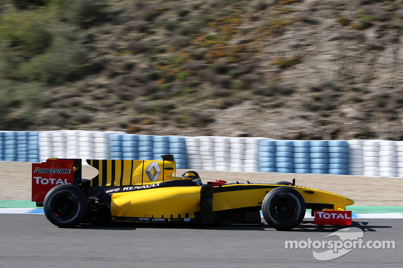 Rückblick: Renault 2010