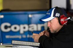 Mike Kelley, crew chief No. 60 Copart Ford