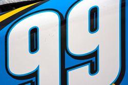 Roush Fenway Racing Ford van Carl Edwards
