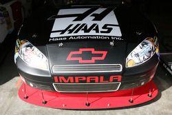 Stewart-Haas Racing Chevrolet van Ryan Newman