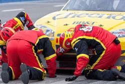 Pitstop Clint Bowyer, Richard Childress Racing Chevrolet