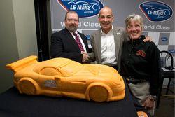 Yancey's Fancy cheese, partner van de American Le Mans Series