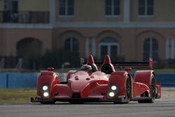 #36 Genoa Racing Oreca FLM09: Larry Connor, Andy Wallace