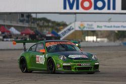 #33 Kelly Moss Racing Porsche 911 GT3 Cup: Peter LeSaffre
