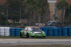 Spin voor #33 Kelly Moss Racing Porsche 911 GT3 Cup: Peter LeSaffre
