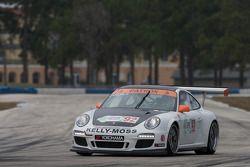 #92x Kelly Moss Racing Porsche 911 GT3 Cup: Darrell Carlisle