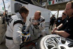 Klaus Graf en Greg Pickett