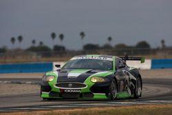 #75 Jaguar RSR Jaguar XKRS: Paul Gentilozzi, Marc Goossens, Scott Pruett, Tomy Drissi