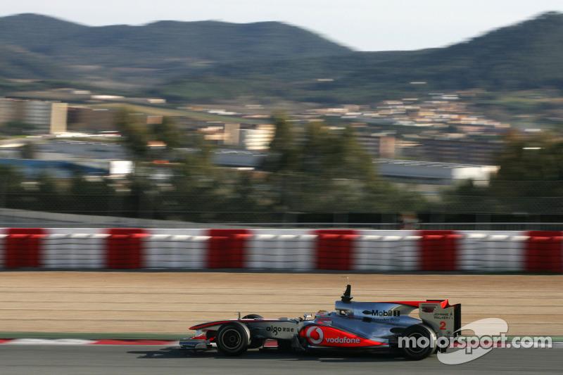 2010: Lewis Hamilton, McLaren-Mercedes: 1:20.472