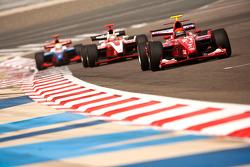 Alexander Rossi rijdt voor Jules Bianchi en Sam Bird