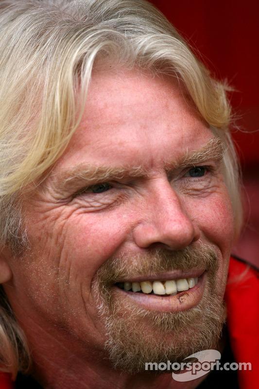 Sir Richard Branson,