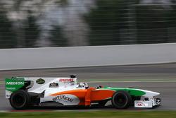 Andy Soucek, Test Driver, Virgin Racing