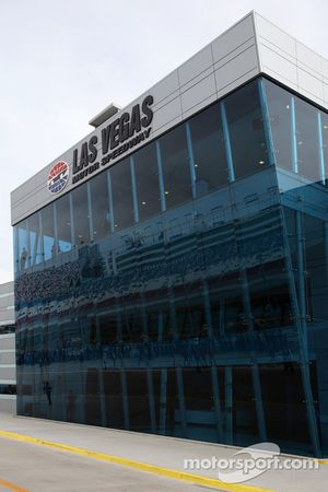 Las Vegas Motor Speedway media center