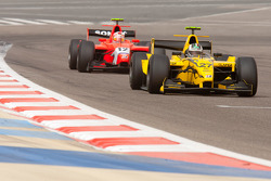 Giacomo Ricci rijdt voor Javier Villa
