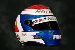 Helmet of Marc Gene