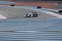 Anthony Davidson test de Team Peugeot Total Peugeot 908 HDi FAP