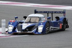Anthony Davidson tests the Team Peugeot Total Peugeot 908 HDi FAP