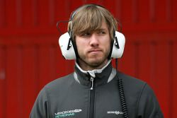 Nick Heidfeld, Test Driver, Mercedes grand Prix