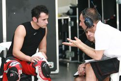 Hector Barbera, Aspar MotoGP Team