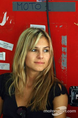 Adrianna Esposa de Casey Stoner