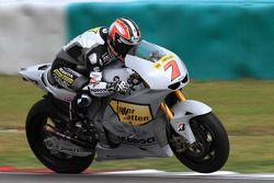 Хироши Аояма, Interwetten-Honda MotoGP