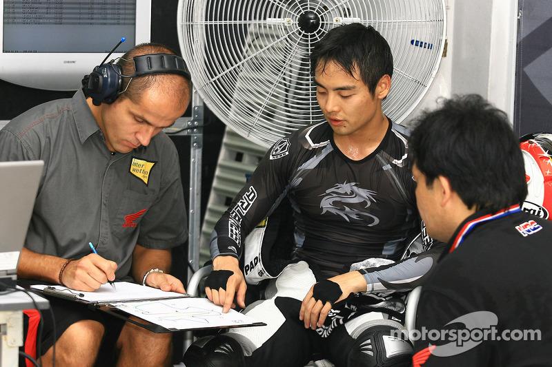 Hiroshi Aoyama, Interwetten-Honda MotoGP