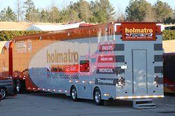Holmatro safety team camion