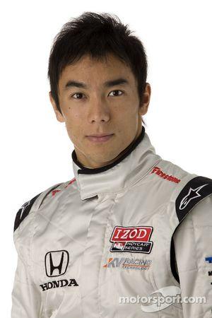 Takuma Sato, KV Racing Technology