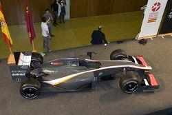 HRT F1 Car